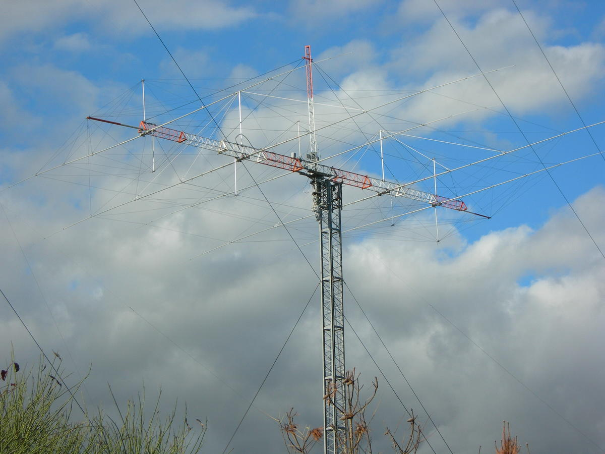 3 elements on 7 MHz and 2 elements on 3,8 MHz