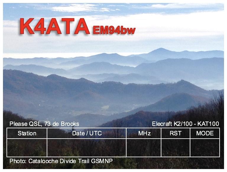 K4ATA - Callsign Lookup by QRZ Ham Radio