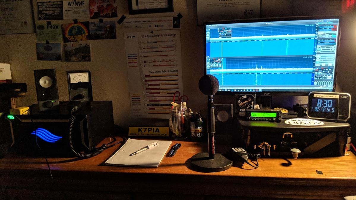 K7PIA - Callsign Lookup by QRZ Ham Radio