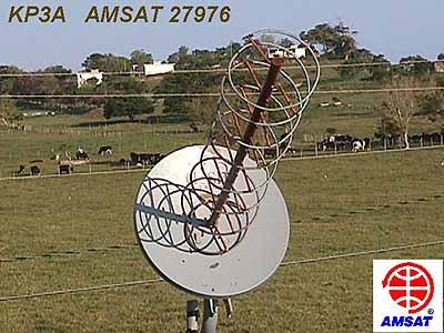 432 Mhz RHCP Helical
