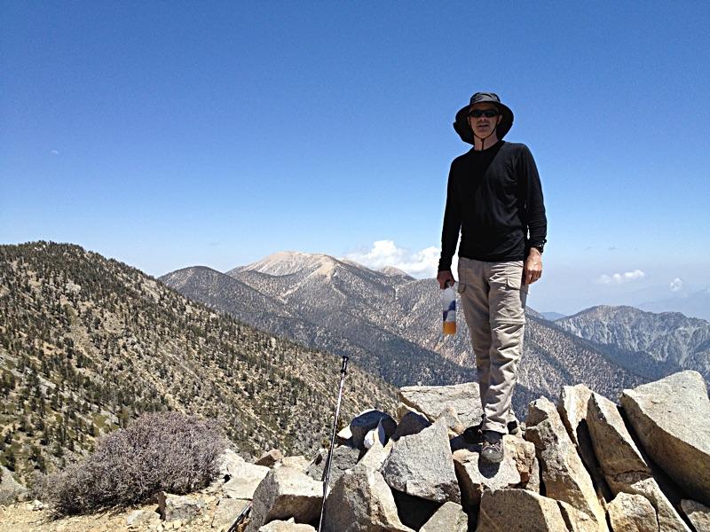 9 Peaks Challenge