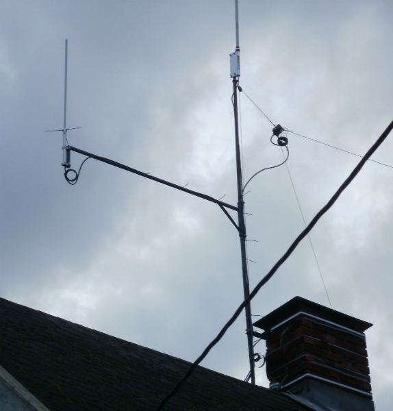 My Antenna system