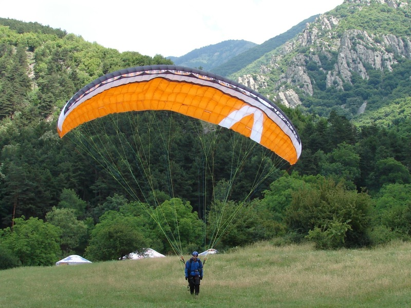 paragliding is my passion