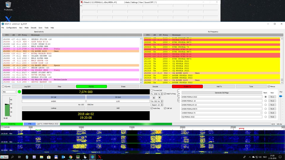 PD0HLA - Callsign Lookup by QRZ Ham Radio