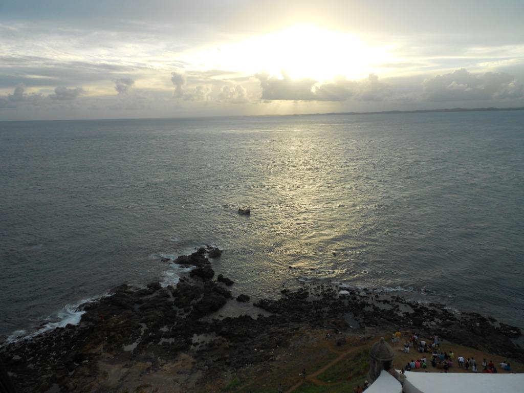 Salvador-bahia / Brazil: vision Barra Lighthouse