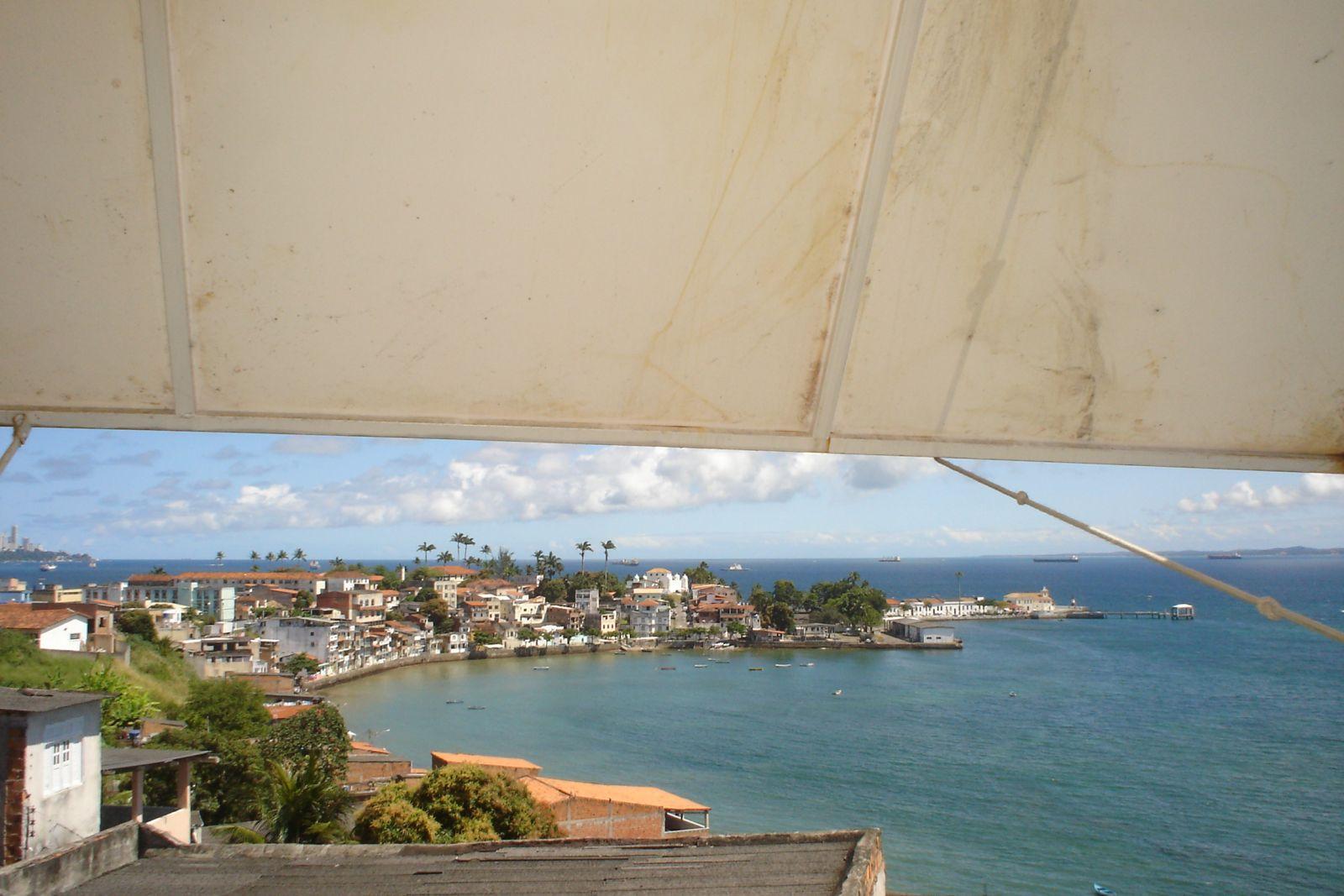 Salvador-bahia / Brazil: vision Mont Serrat