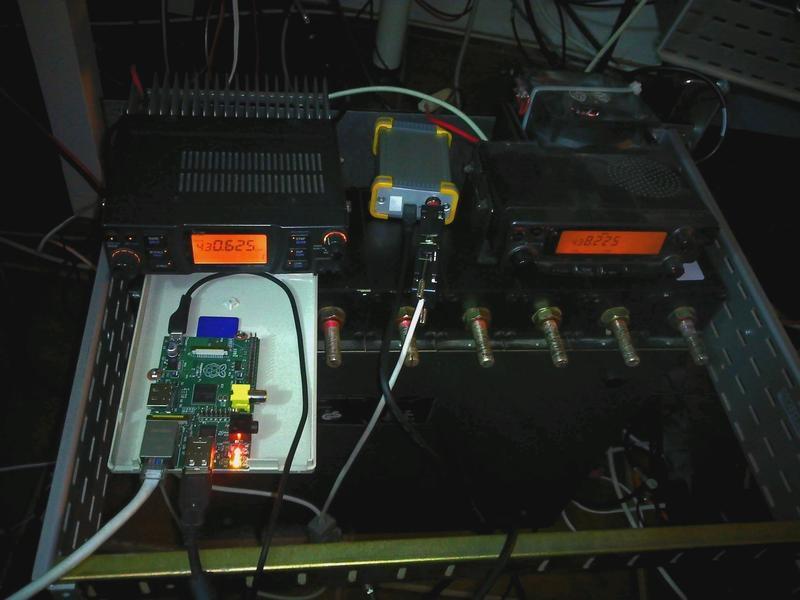 CQ0DMU - Raspberry+dvrptr v1
