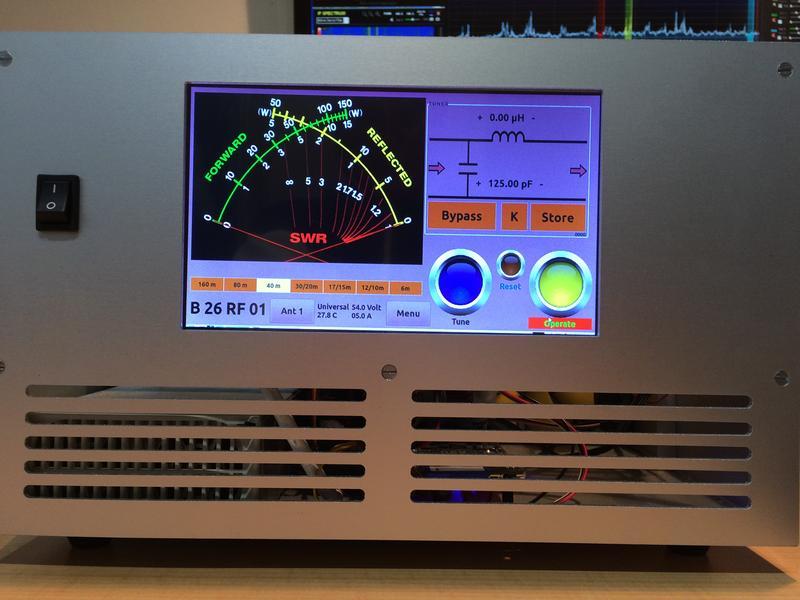 Amplificateur HF à transistors : B26-PA RF2K5 Solid State Amplifier (kit) IMG_1655