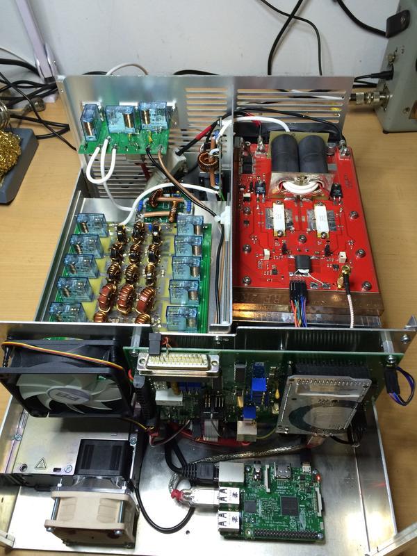 Amplificateur HF à transistors : B26-PA RF2K5 Solid State Amplifier (kit) IMG_2003