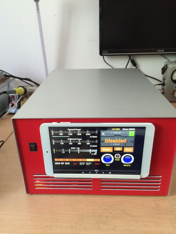 Amplificateur HF à transistors : B26-PA RF2K5 Solid State Amplifier (kit) IMG_2006
