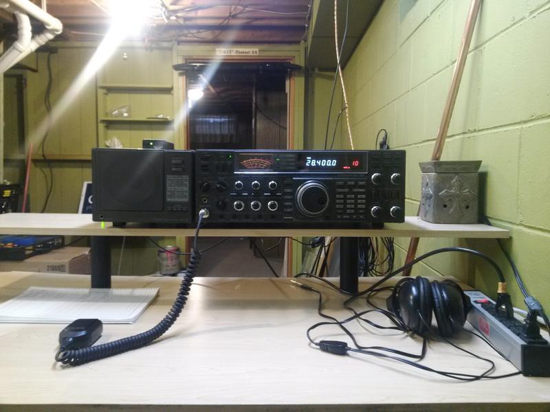 My radio setup
