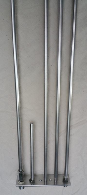 Portable J-Pole