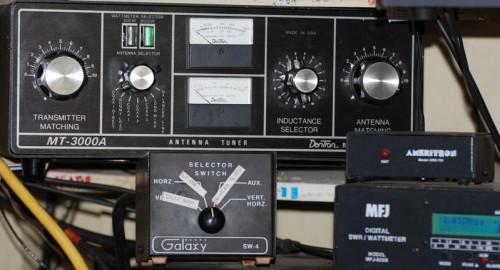 DENTRON MT-3000A antenna tuner