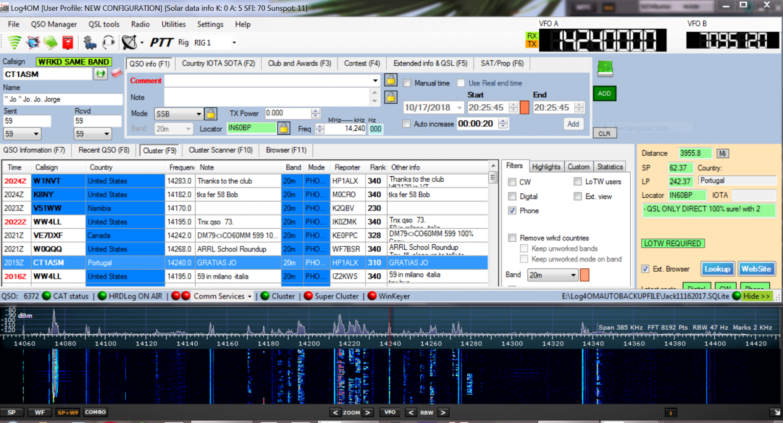 N9ITB - Callsign Lookup by QRZ Ham Radio