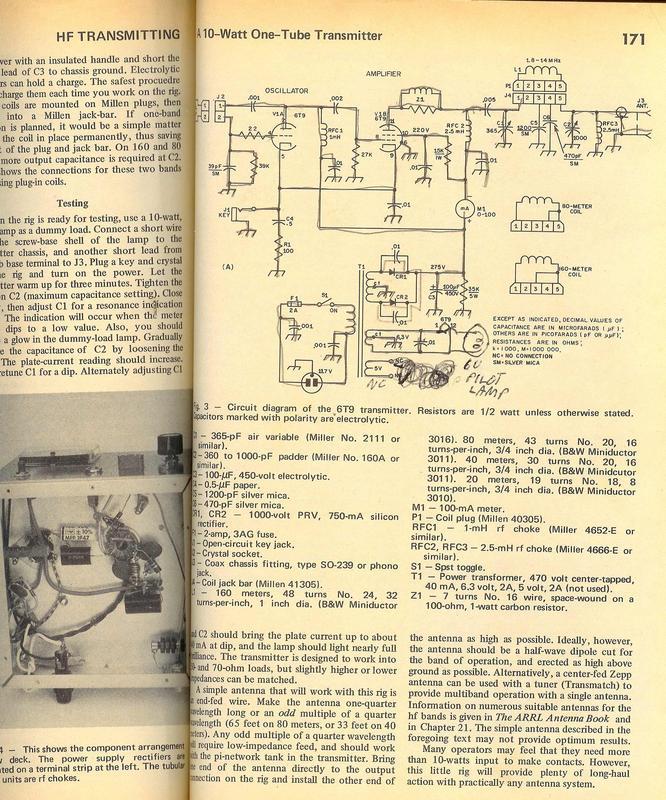 First Transmitter