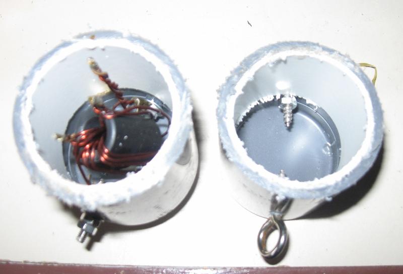 inside original device