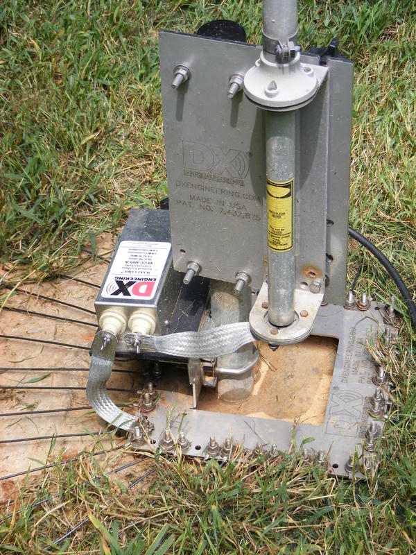 Installation hustler traps vertical 6btv against