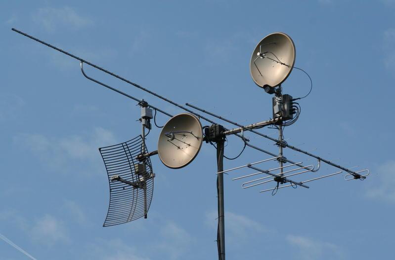 Actual Antenna System