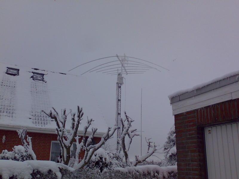 Snow-loaded LP7