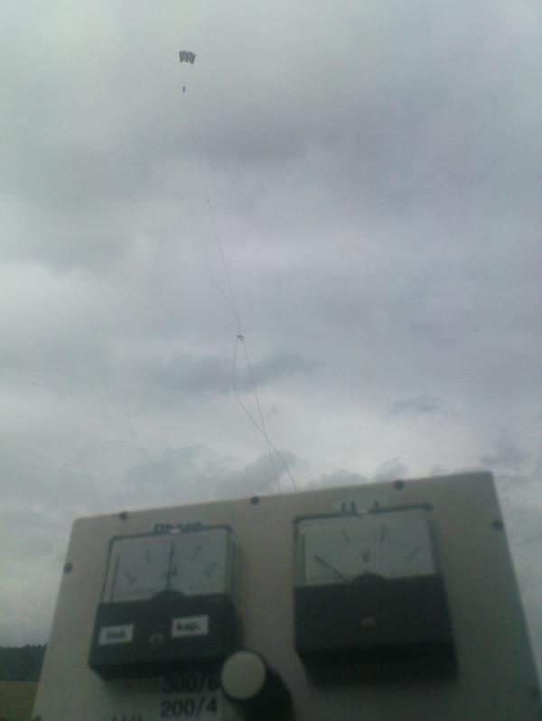 Tuningmeter, Kite