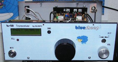 BlueSheep DL5SFC