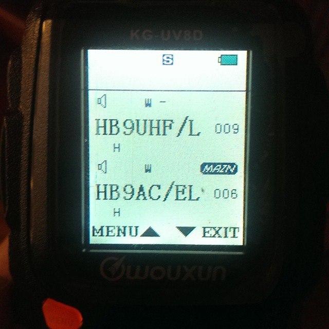 Echolink nodes HB9/RC3C