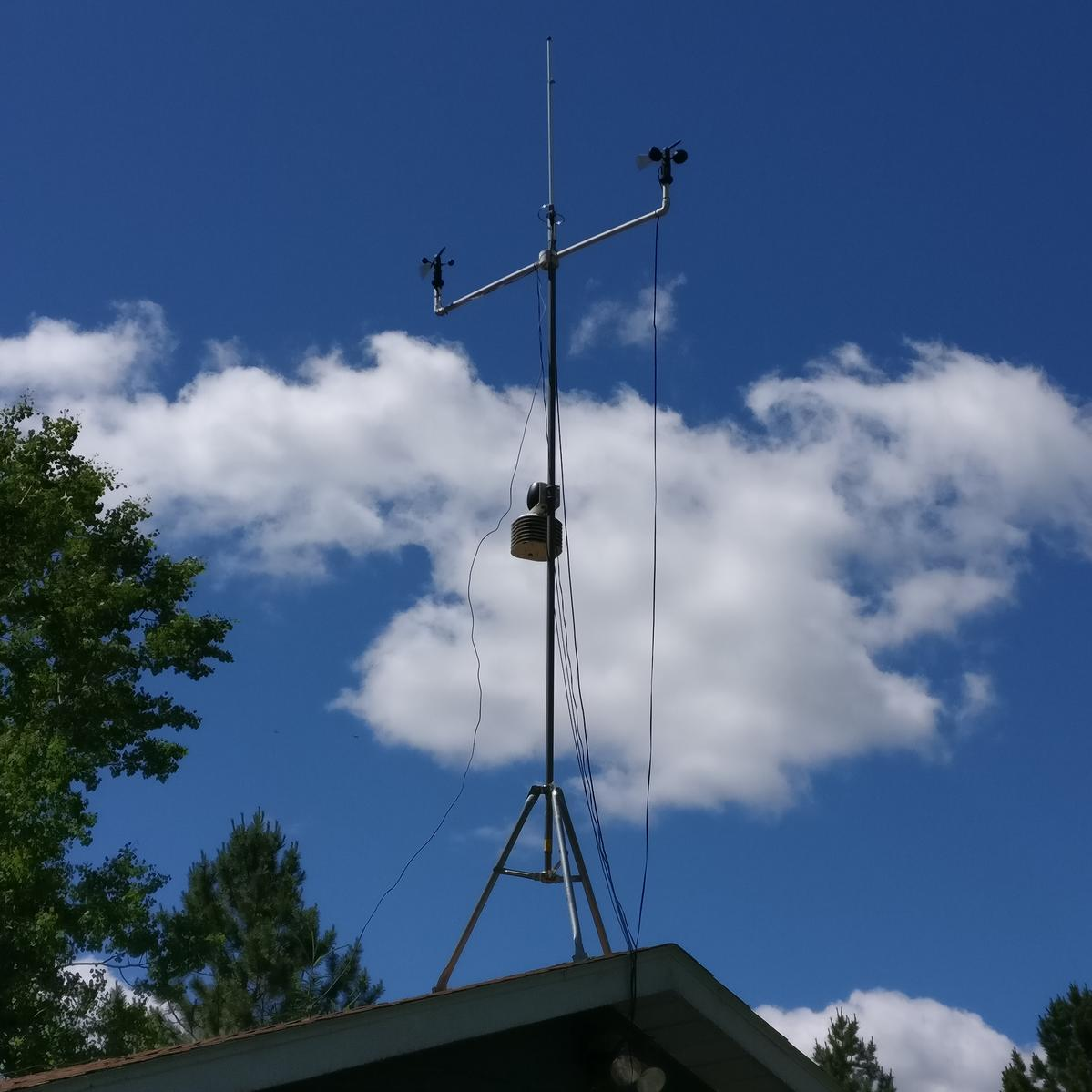 Weather Station Exterior