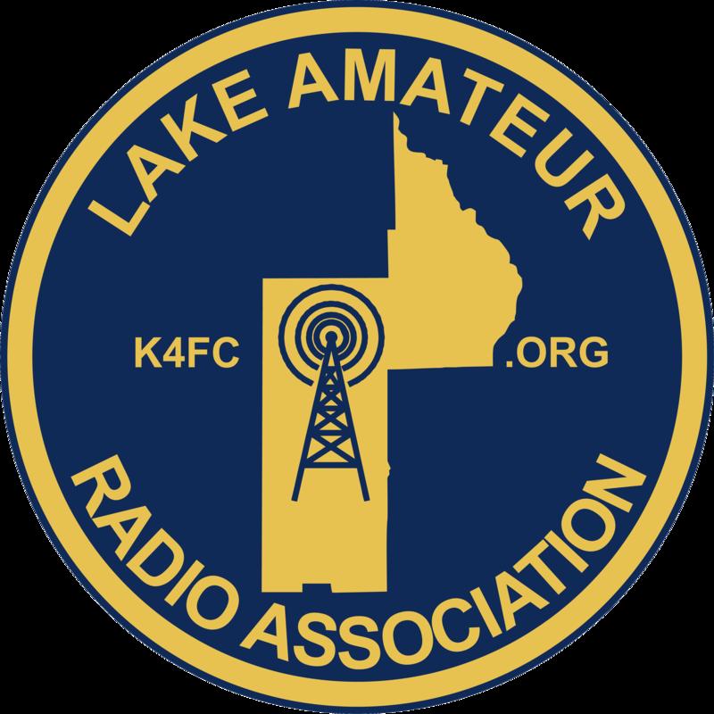 Lake amateur radio association
