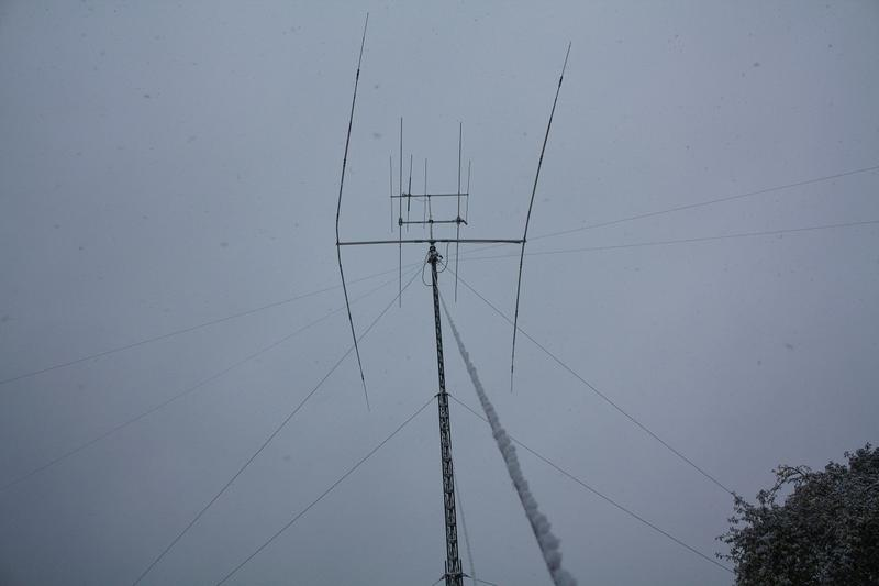 The main antennas