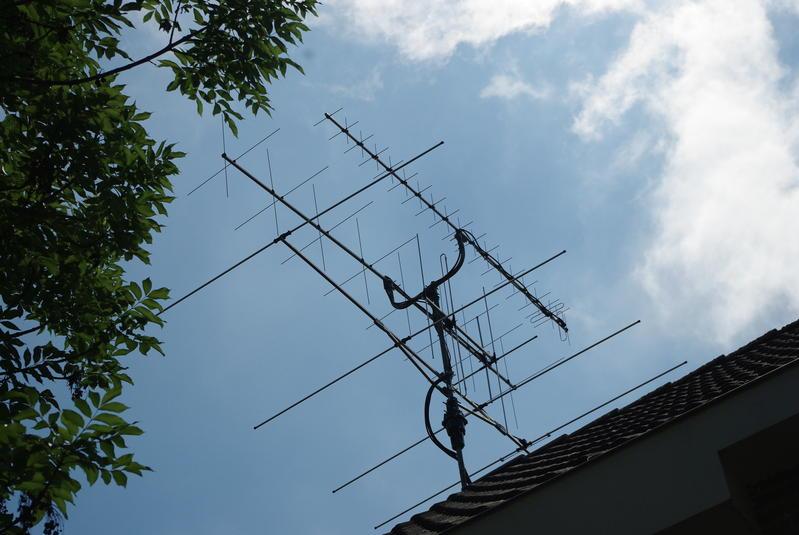 Mijn antennepark