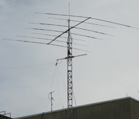Antenna at VE3OSC