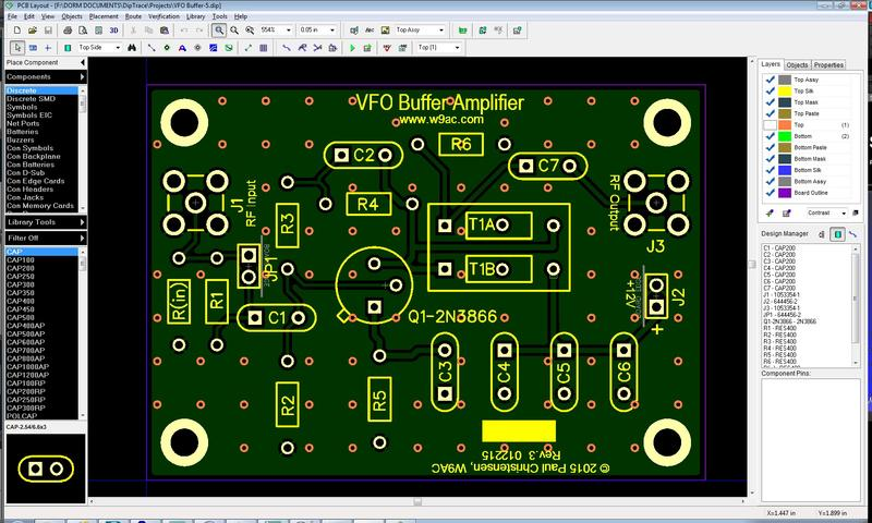 Dds Vfo Software