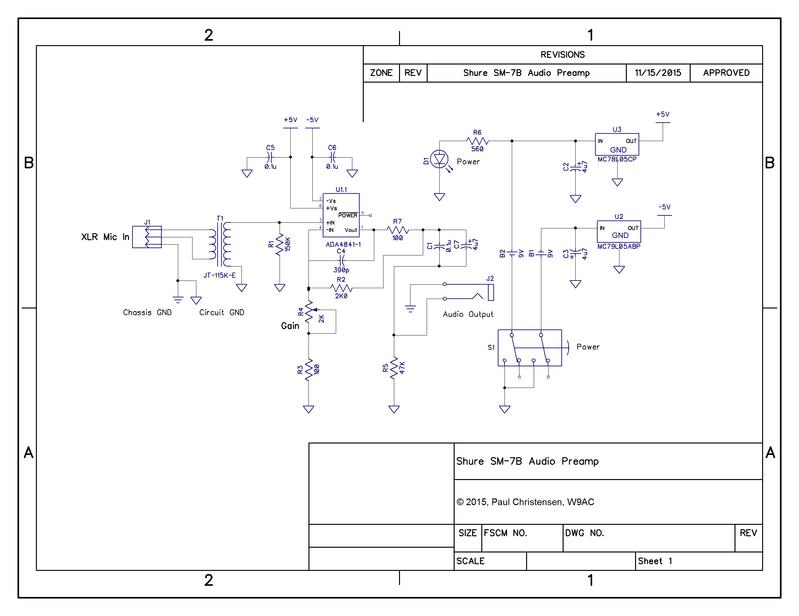 Tolle Pro Audio Wiring Diagrams Ideen - Elektrische ...