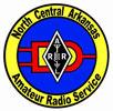 NCAARS (North Central Arkansas Amateur Radio Service) Logo
