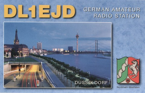 QSL - my new one