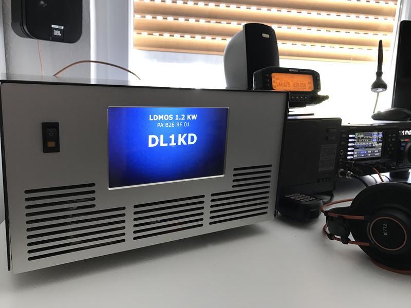 DL1KD - Callsign Lookup by QRZ Ham Radio