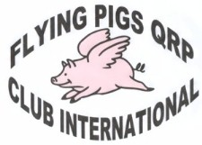 The Flying Pigs QRP Club, International, W8PIG