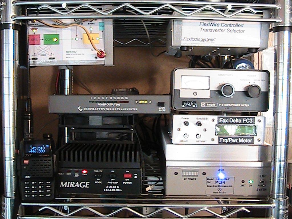 VHF/UHF Station