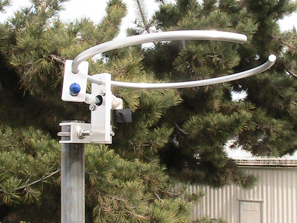 222 MHz Halo Antenna