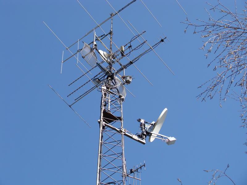 radio 90cm amateur