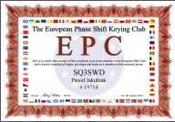 SQ3SWD EPC MEMBER