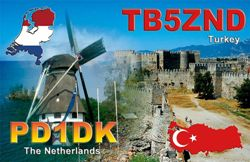 Tb5znd callsign lookup by qrz ham radio for Buro plus direct