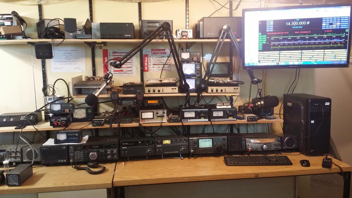 VA3HD - Callsign Lookup by QRZ Ham Radio