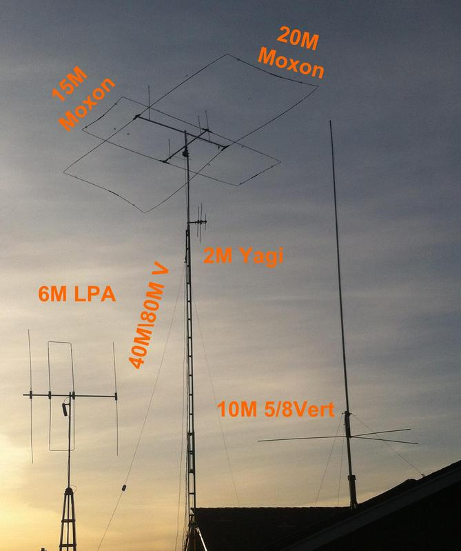 AI6IE - Callsign Lookup by QRZ Ham Radio