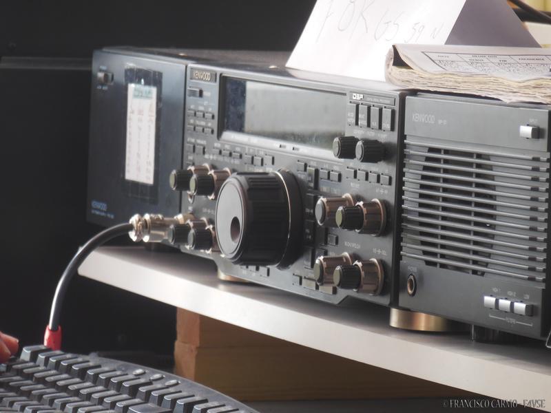 Kenwood TS-870 HF Radio