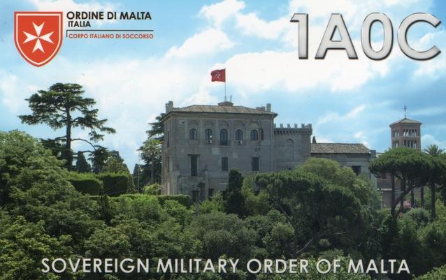 Sov' Military Order Of Malta