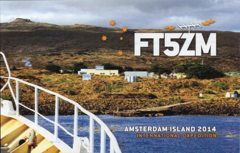 Amsterdam Island
