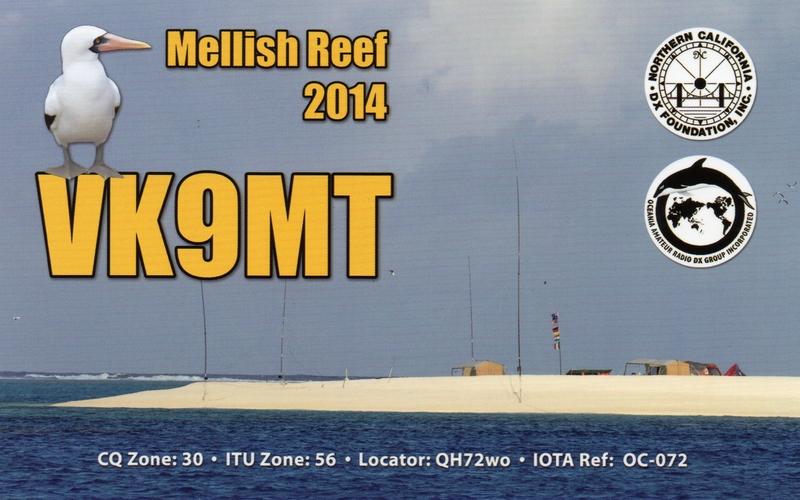 Mellish Reef