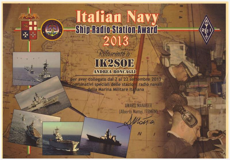 IT NAVY SHIPS 2013 AWARD