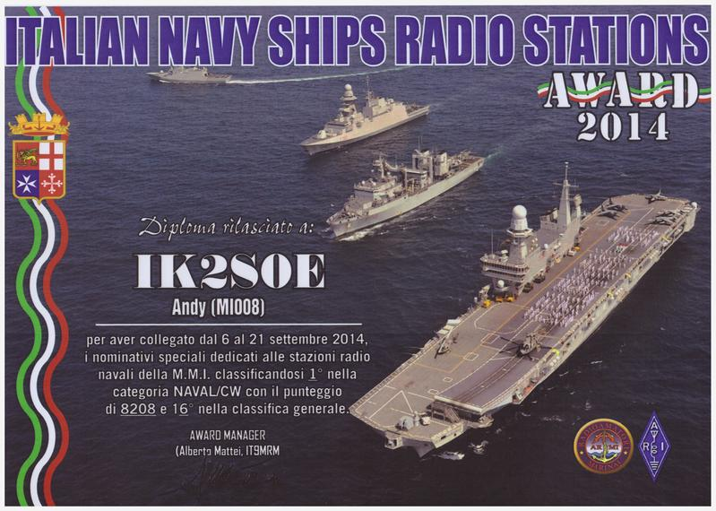 IT NAVY SHIPS 2014 AWARD